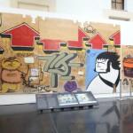 mostra street art bologna banksy