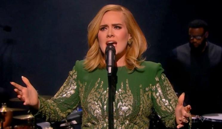 Adele concerto