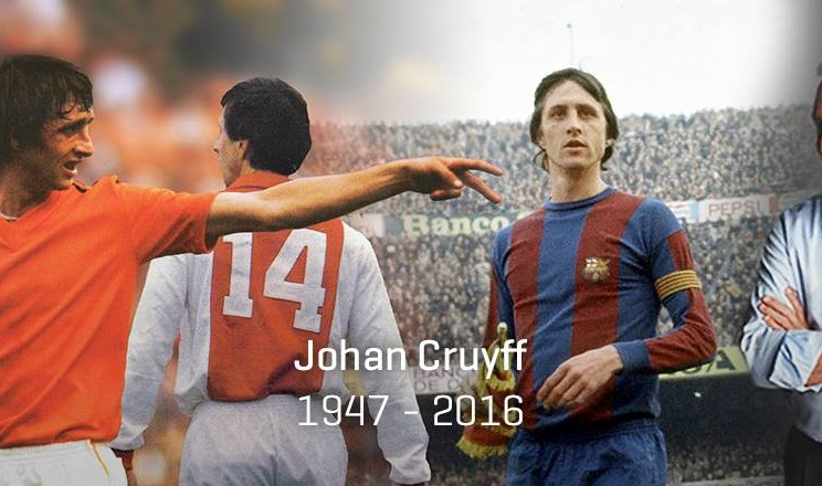 Cruijff morto
