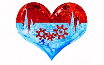 """Il cuore spezzato dalla gioia, uno studio spiega la sindrome dei """"cuori felici"""""""