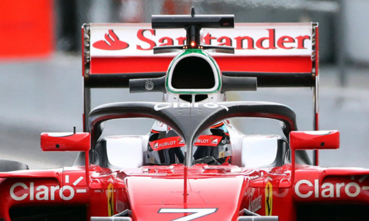 Halo Formula 1