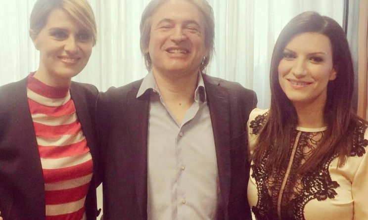 Laura Pausini facebook