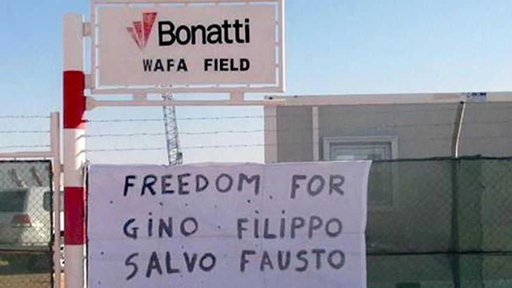 Libia italiani rapiti