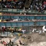 Ponte crollato India