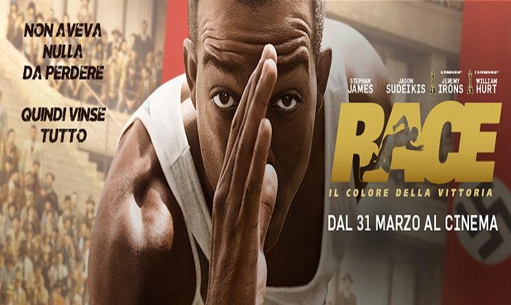 Race film 2016 trailer e trama de il colore della for Race il colore della vittoria