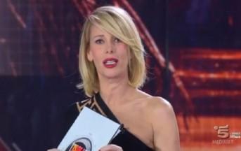 Alessia Marcuzzi Facebook: la conduttrice è furiosa, ecco il suo post carico di indignazione