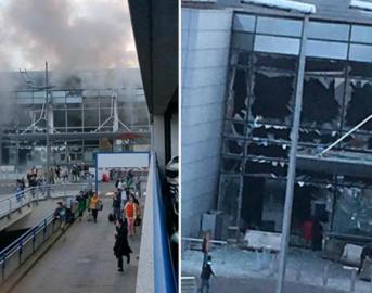 Bruxelles attentati: Como con la bandiera belga sulla divisa contro l'Entella