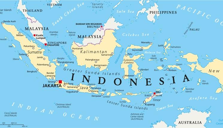 indonesia allarmi tsunami