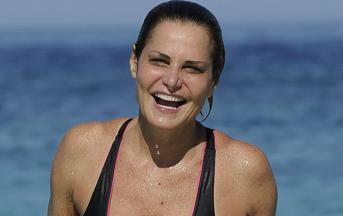Simona Ventura figli, anni, compagno, altezza e peso: tutto sulla conduttrice TV (FOTO)