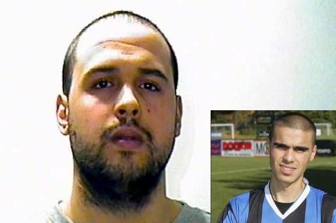 kamikaze identita ex calciatore iinter