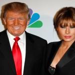 DonaldDomenica Live Trump e la moglie Melania e la loro ricchezza