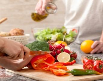 Ricette vegetariane le ciambelline di zucchine di for Cucinare vegetariano