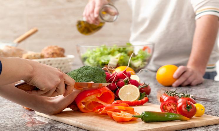 Pasqua 2016 pranzo vegetariano ricette veloci per un men for Cucinare vegetariano