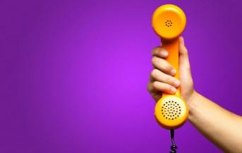Imprenditori in crisi: nasce Telefono Arancione, un servizio per non sentirsi soli