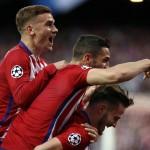 Atletico Madrid-Bayern Monaco highlights