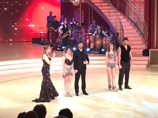 Samanta Togni e Iago Garcia
