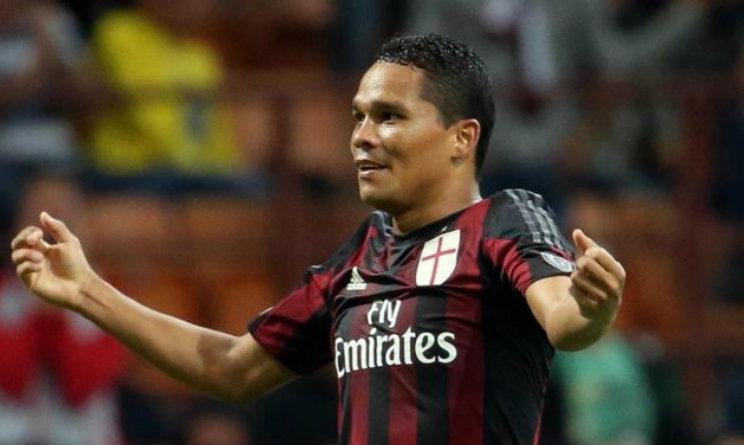 Carlos Bacca Milan-Torino probabili formazioni