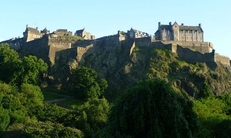 Edimburgo tappa di crociera
