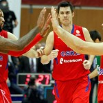 Cska Mosca Eurolega Playoff