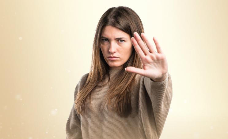 Donne vittime di violenza