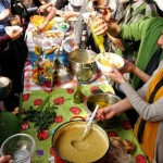 Evento a Bologna assaggi di zuppa 2016