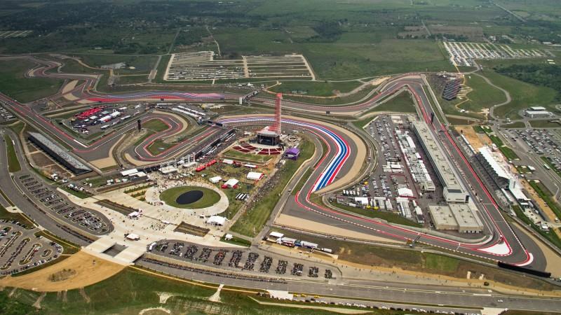 GP Austin prove libere Moto Gp 2016