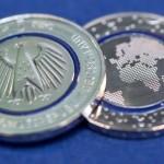 Moneta 5 Euro Germania