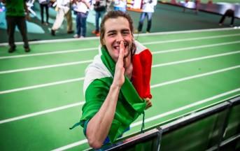 Atletica, il campione del mondo di salto Gianmarco Tamberi live oggi alle 12 su Periscope