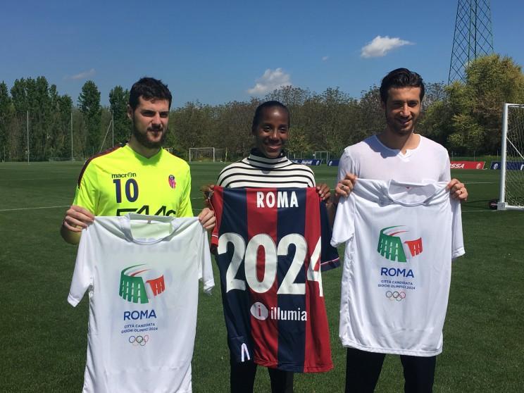 Bologna Roma 2024 Olimpiadi