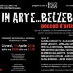 Mostre Roma APrile 2016 in arte belzebù