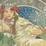 mostra mucha roma art nouveau