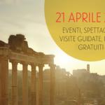 musei gratis roma 21 aprile