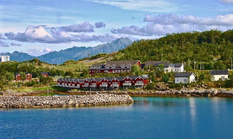 Norvegia idea di crociera per agosto