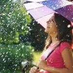 Primo maggio pioggia