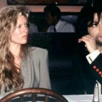Prince e Kim Basinger e altri maori del cantante
