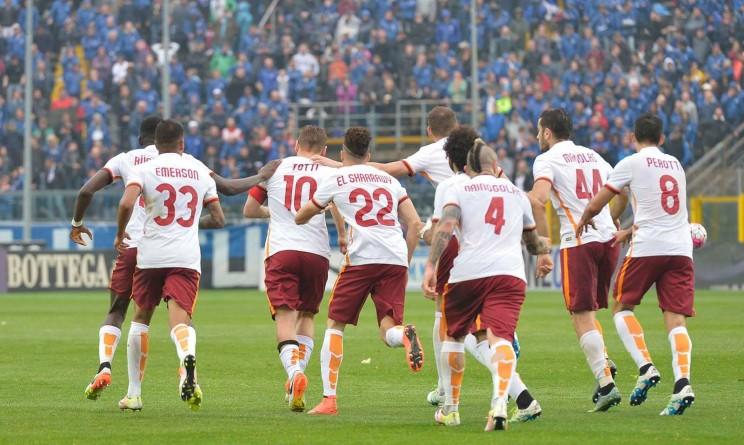 Champions, Spalletti carica la Roma