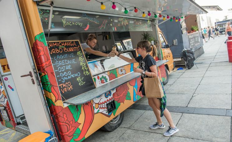 Streeat Food Truck Festival 2016