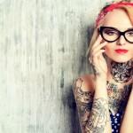 Tatuaggi sulle donne