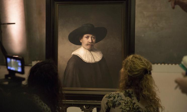 the next rembrandt amsterdam