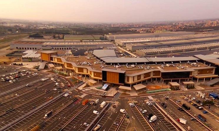 arese shopping center negozi indirizzo