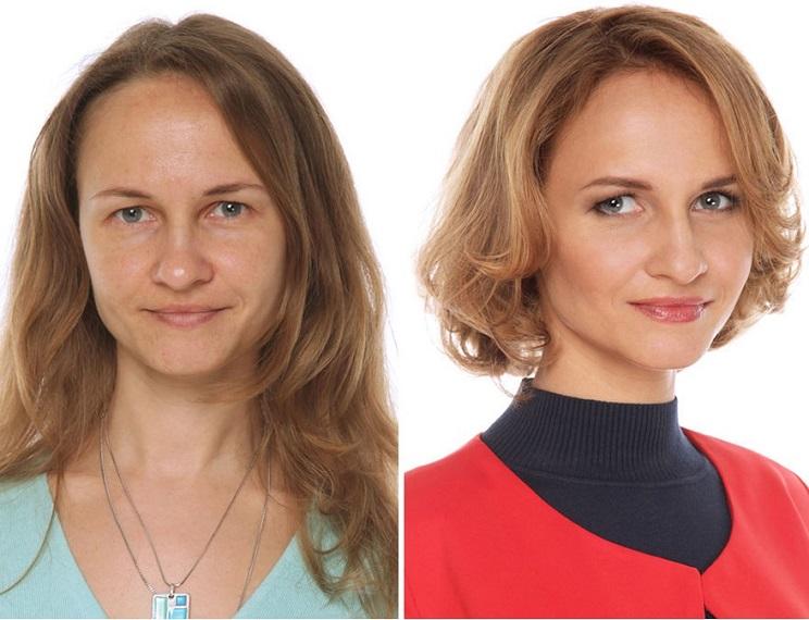 donne prima e dopo