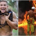 calendario pompieri, calendario pompieri australiani, calendario pompieri australia, calendario pompieri beneficenza, calendario pompieri 2017,