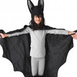 ikea costume pipistrello bambini