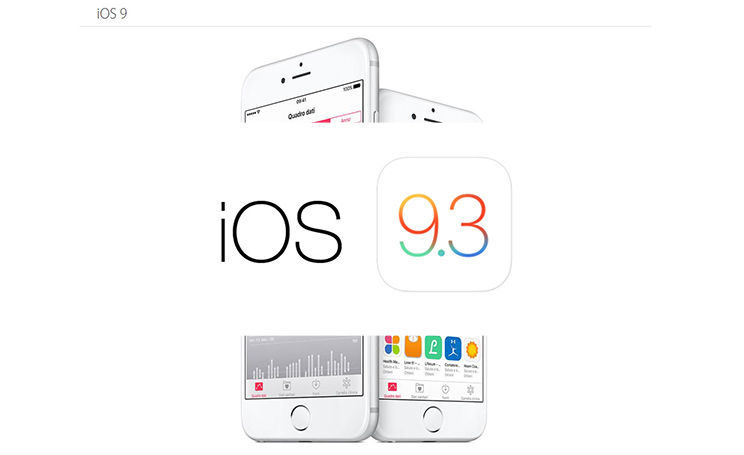 9.3 apple