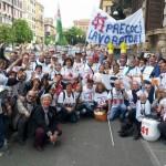 Riforma pensiono 2016 manifestazione 22 aprile