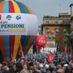 Riforma Pensioni 2017 precoci esodati donne e sindacati manifestazione