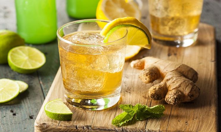 zenzero, zenzero benefici, zenzero proprietà, zenzero fresco, zenzero fresco come usarlo, zenzero e limone, zenzero e limone benefici, bevanda fresca zenzero e limone, zenzero e limone in estate,