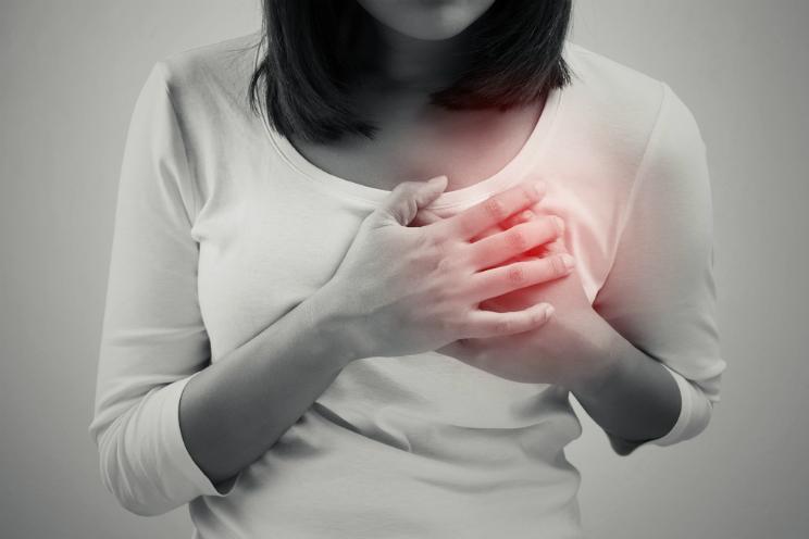 rischio infarto morte partner