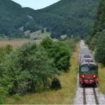 Treno storico per la Liberazione da Pescara a Roccaraso