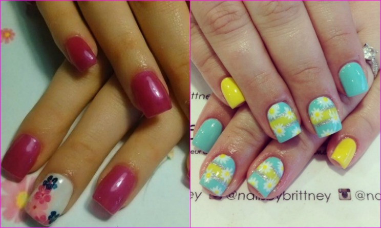 Preferenza Moda unghie decorate 2016: le tendenze per un nail art di  TL86